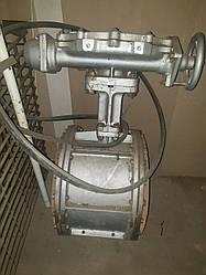 Клапан герметический вентиляционный с ручным приводом МФ 01006-01.400П Ду400