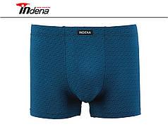 Мужские стрейчевые боксеры  (пол-батал)  «INDENA»  АРТ.95143