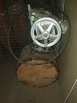 Клапан герметический вентиляционный с ручным приводом МФ 01006-01.400П Ду400, фото 2