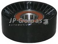 Натяжной ролик, поликлиновой ремень JP GROUP 1218200500 на OPEL VITA B (73_, 78_, 79_)