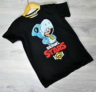 Футболка для мальчика,  футболка для мальчика Леон 116-122 см