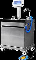 Пристрій для очищення та дезінфекції