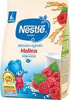 Молочная каша Nestle Рисовая с малиной 230 г