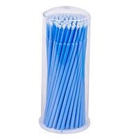 Микробраши 1,5 мм фиолетовые в пакете для ламинирования ресниц и бровей 100шт