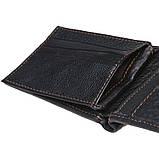 Кожаное портмоне Keizer k18185-black, фото 6