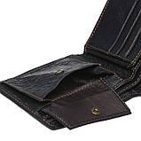 Кожаное портмоне Keizer k18185-black, фото 7