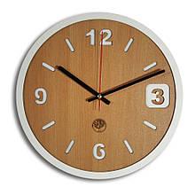 Настенные часы Декор Карпаты Loft Коричневый (UGT010B)