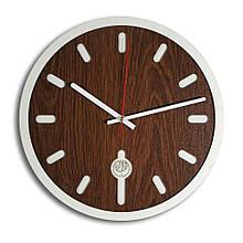 Настенные часы Декор Карпаты Loft Темно-коричневый (UGT008B)