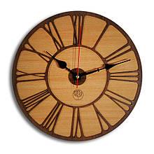Настенные часы Декор Карпаты Loft Коричневый (UGT011B)