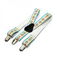 Детские Подтяжки Gofin suspenders С Медвежонками Разноцветный (Pbd-15001)
