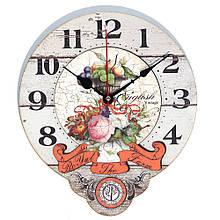 Настенные часы Декор Карпаты Loft UGT101 Разноцветный (MiHd30778)