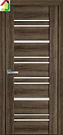 Дверь межкомнатная Новый стиль Валенсия ПВХ Вива бук табачный