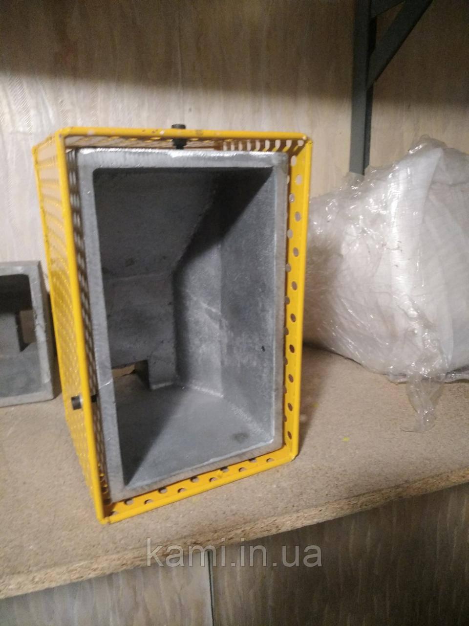 Клеевая ванна (Клеевой бачок) из силумина для кромкооблицовочного станка MFBJ-503II