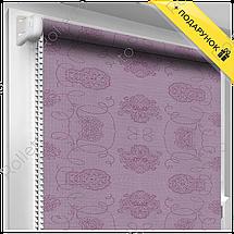 """Рулонні штори з тканини """"Кінга"""". Виготовлення будь-яких розмірів, фото 3"""