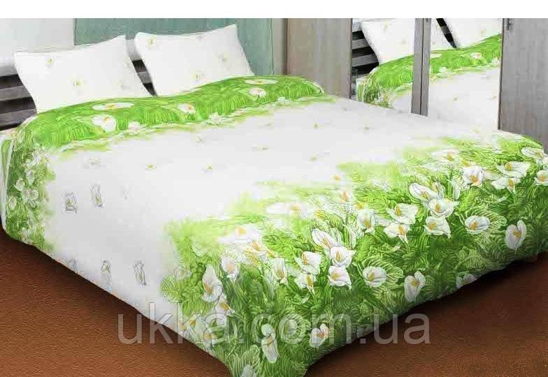 Полуторное постельное белье ТЕП Калла