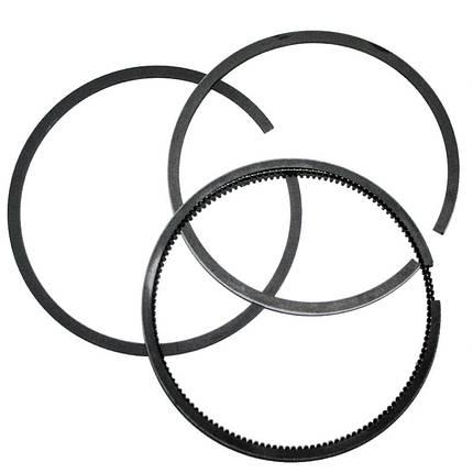 Кольца поршневые ремонтные Ø86,5 мм 186F, фото 2