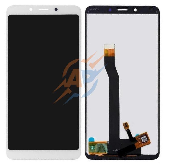 Дисплей и сенсор (дисплейный модуль) для Xiaomi Redmi 6 / Xiaomi Redmi 6A белый + подарок