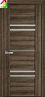 Дверь межкомнатная Новый стиль Мерида ПВХ Вива бук табачный