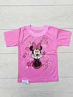 "Детская футболка  ""Микки"" 104-110 см"