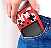 Портативная ретро игровая  приставка 8 бит SUP 400 in 1 Денди Retro Game Box 14063 Красная, фото 8