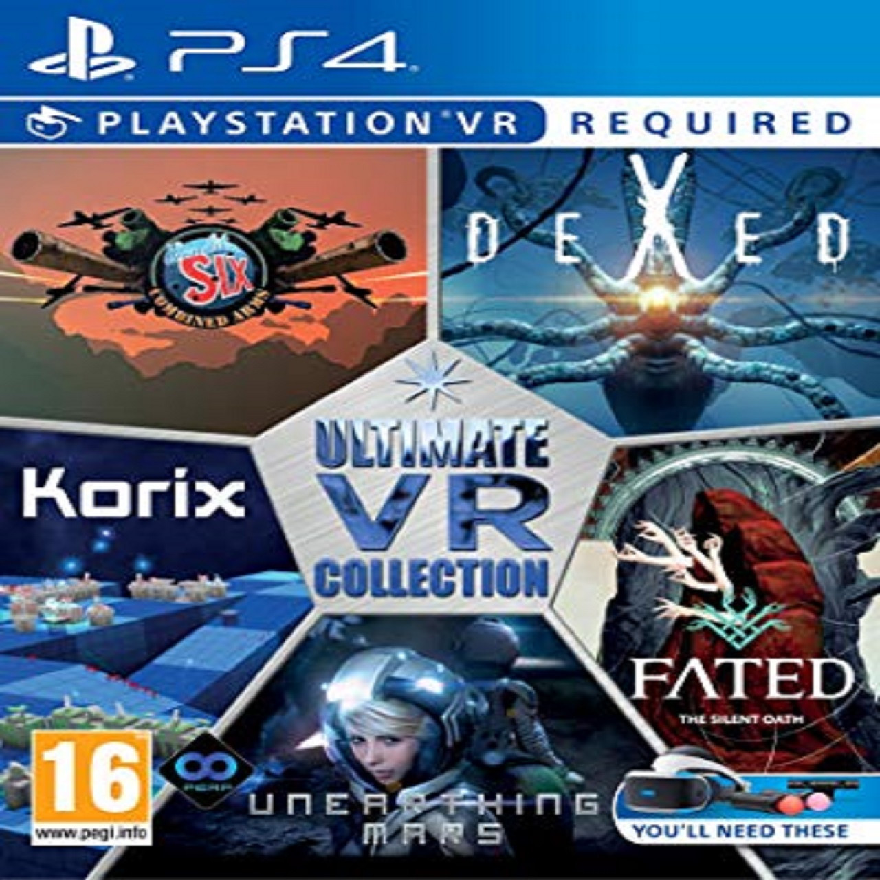 Ultimate VR Collection PS4 (Б/В)
