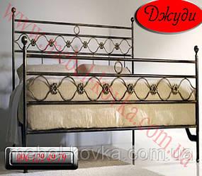 """Кровать двуспальная кованая""""Джуди"""""""