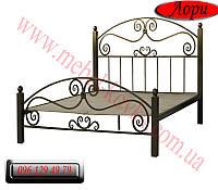 """Кровать двуспальная кованая""""Лори"""""""