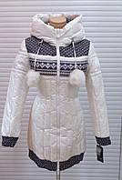 Удлиненная куртка clasna 151