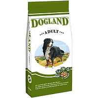 Dogland adult (Дог Ленд эдалт) сухой корм для собак, 15 кг