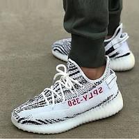 "Кроссовки Adidas Yeezy Boost 350 ""V2 Zebra"""