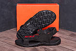 Мужские кожаные сандалии Nike Just Do It, фото 9