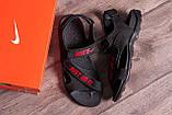 Мужские кожаные сандалии Nike Just Do It, фото 10