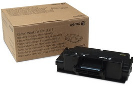 Тонер-картридж Xerox WorkCentre 3315 Black 2300 страниц