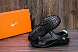 Чоловічі шкіряні сандалі Nike NS green ., фото 7