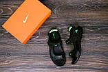 Чоловічі шкіряні сандалі Nike NS green ., фото 10