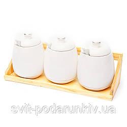 Набор для кухни SP004 3 предмета керамика