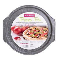 Форма для выпекания пиццы Kamille KM-6015M (35х33,5х2,5см)