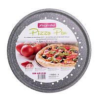Форма для выпекания пиццы Kamille KM-6019M (33 см)