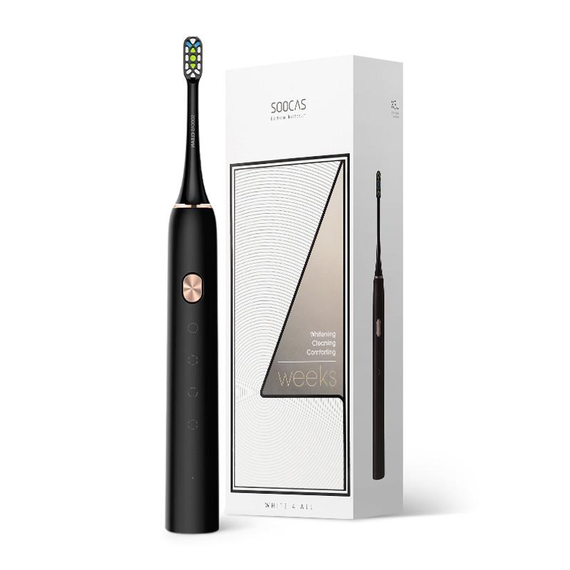 Xiaomi Soocas X3U Black Звуковая электрическая зубная щетка