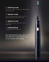 Xiaomi Soocas X3U Black Звуковая электрическая зубная щетка, фото 6