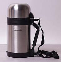 Термос металический для кофе Kamille KM2123 — 1 л