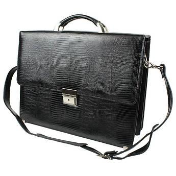 Чоловічий портфель Canpellini 03780 чорний