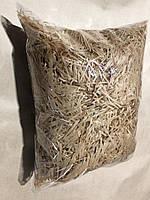 Наполнитель бумажный коричневый декоративный (пергамент пищевой 39 г/кв.м)