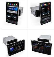 Магнитола в стиле тесла универсальная для размера 2 Din GPS, Android для авто Toyota / Suzuki / Nissan / Lexus, фото 1