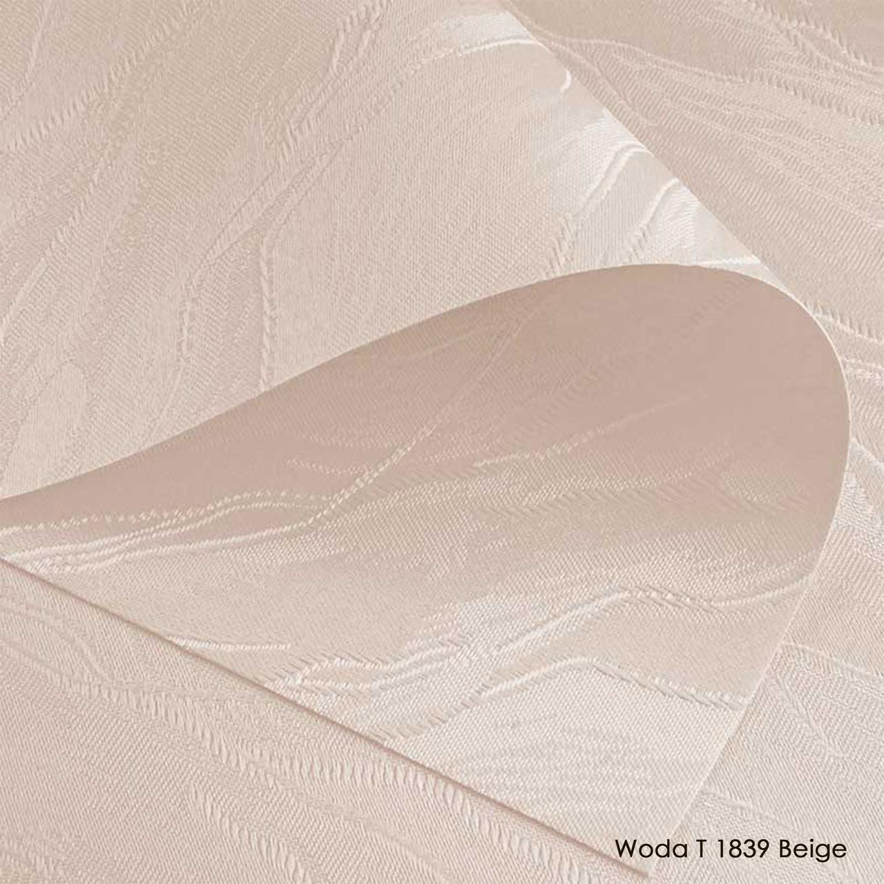 Тканевые роллеты Woda T 1839 Beige