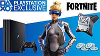 Playstation 4 Pro 1TB PS4 Fortnite Bundle