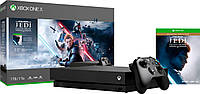 Xbox One X 1TB Star Wars Jedi: Fallen Order Deluxe Edition Bundle 1Tb