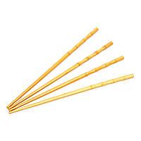 Палочки для еды на 2 персоны желтые 35