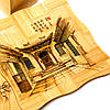 Подставки для чашки бамбуковые набор 6 шт. 2, фото 3