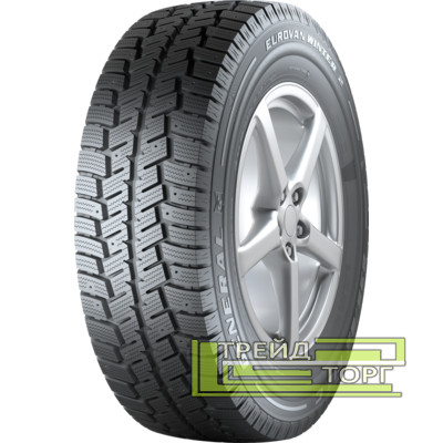 Зимняя шина General Tire Eurovan Winter 2 185 R14C 102/100Q (под шип)